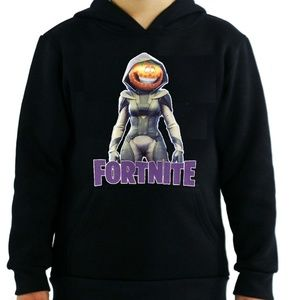 Other - Fornite fable skin Youth Black Hoodie
